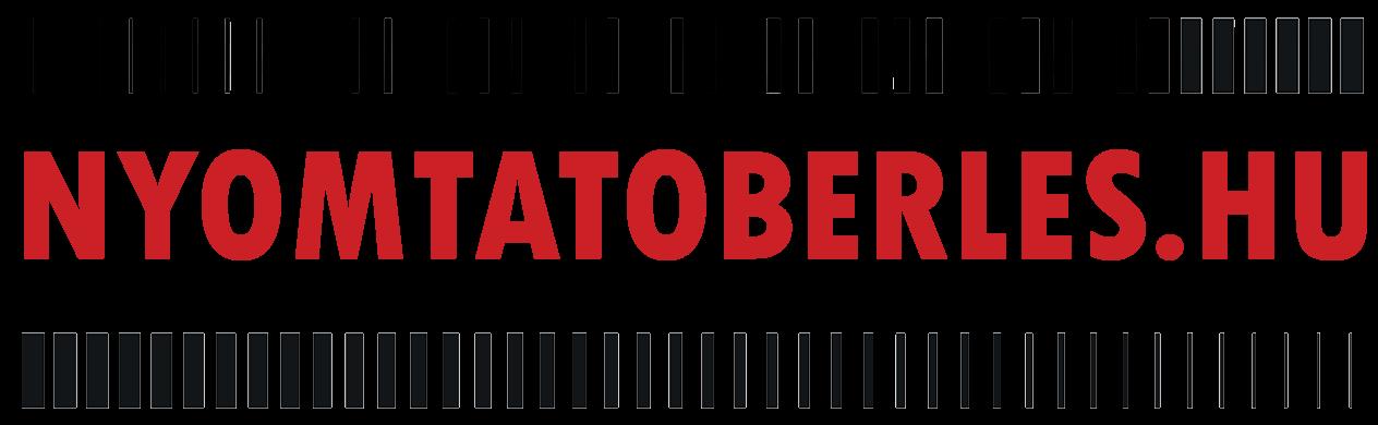 Nyomtatóbérlés  - Header logo image